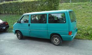 2 X BUS VW T4  Vert