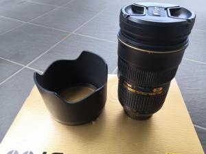 Nikkor - AF-S 24-70 mm f/2,8 E ED G VR