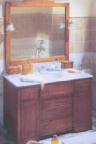 meuble de salle de bain bois et marbre. Black Bedroom Furniture Sets. Home Design Ideas