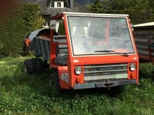 Transporter Bucher TR 2800