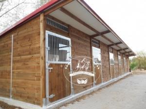 3 – Aussenboxen Holz 3x9m 2840 EUR!