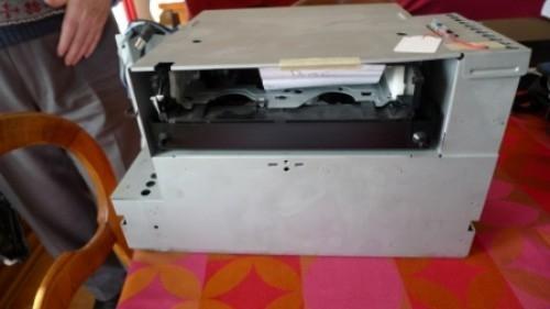 Lecteur VHS intégré Bang Olufsen