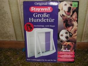 Porte pour moyen chiens