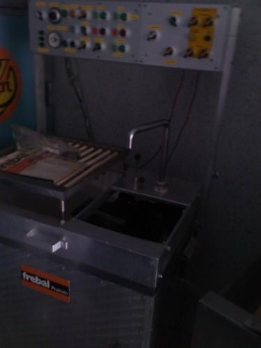 vend machines à chocolat