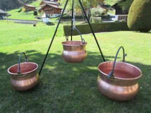 CHAUDRON en Cuivre 20 - 30 - 40 -litres