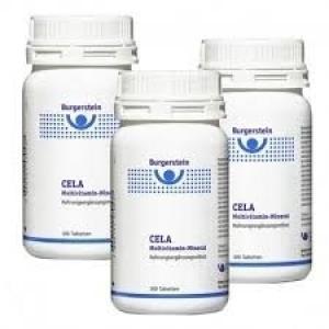Burgerstein Multivitamines-Minéraux CELA 3 x 100 cpr