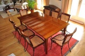 magnifique tables de salle à manger