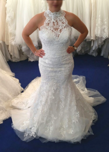 Magnifique robe de mariée Allure Bridals