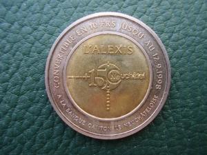 Monnaie Neuchâteloise (CH) : l