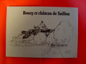 Bourg et château de Saillon Valais 1983