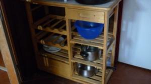 Meuble de cuisine 2 pcs