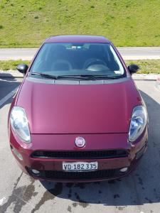 Belle Fiat Punto Twin Air 8V