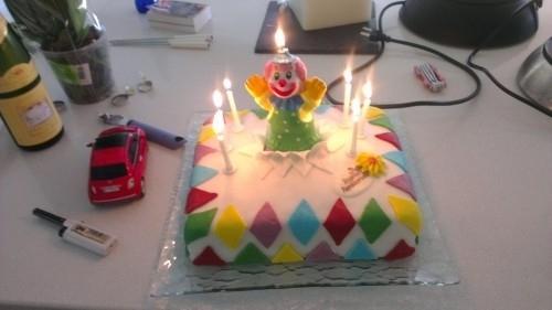 Cake Design Lausanne : Gateau d anniversaire, Cake Design : joomil.ch