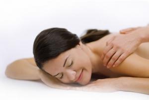 Massages de détente pour femme