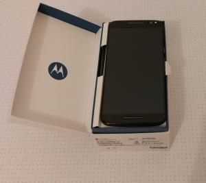 Motorola Moto X Style Noir Neuf