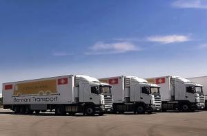 Transport Suisse - Maroc