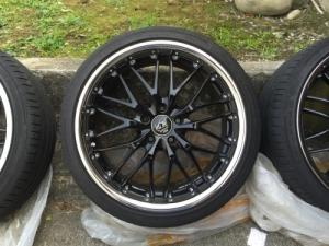 Jantes Barracuda Voltec T6 Higloss-Black