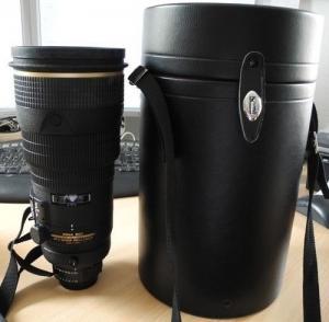 Nikon ED AF-S Nikkor 12,8 D 300 mm
