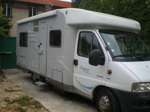camping car hymer tramp 655 jumper hdi. Black Bedroom Furniture Sets. Home Design Ideas