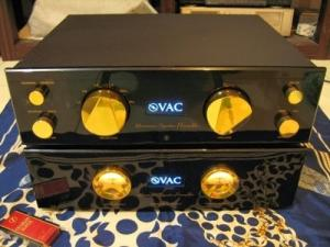 VAC Signature MK II Tube préamplificateu