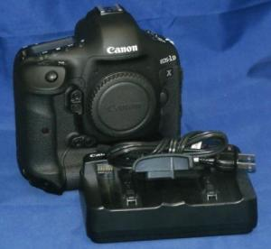 Canon EOS 1DX 18.1MP complet appareil ph