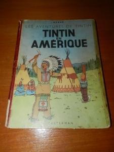 Tintin en Amérique  (1949)