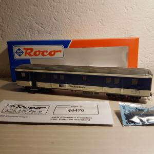 Roco HO 44476 BLS Fourgon à bagages EWII Lötschbergbahn