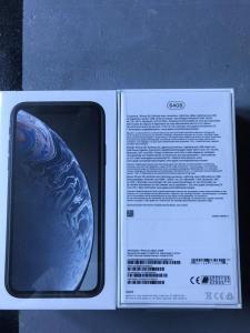 iPhone XR 64 Go Noir neuf 750. fr