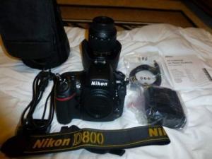 Appareil Photo Numérique Nikon d800