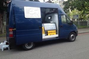 Mobil Snack amboulant sanwicherie