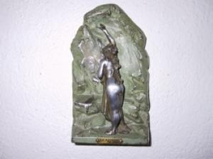 Bronze  de Lucien Charles ALLIOT