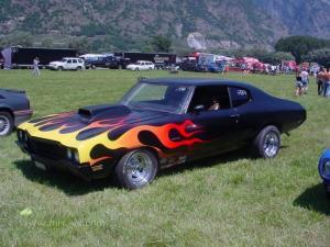 "1971 Buick GS 350 ""stage I clône"" à restaurer"