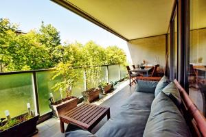 Bel appartement lumineux avec terrasse