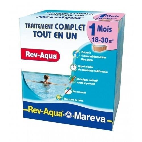 Rev aqua 18 30 traitement de l 39 eau de vo for Cash piscine romans