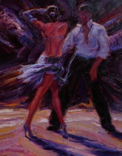 Cours hebdo danse de salon ou Tango argentin Geneve  2019