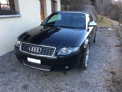Audi S4 Cabriolet 4.2