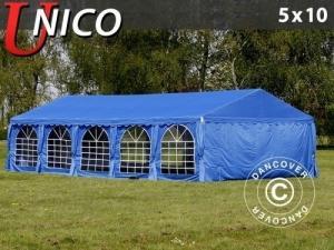 Par tyzelt UNICO 5x10m, Blau