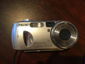 Sony cyber-shot 4.1