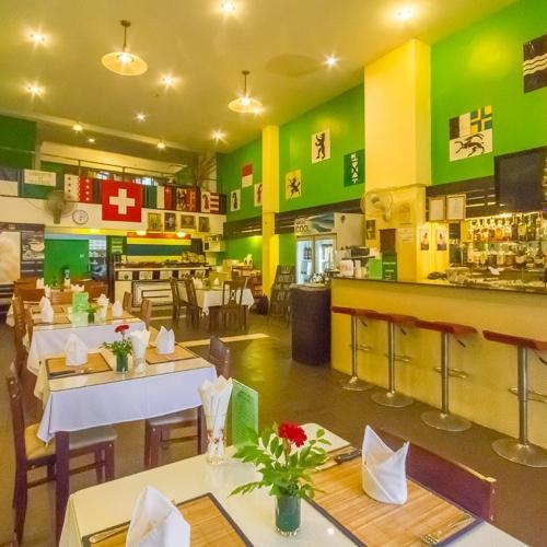 Maison d'hôte/restaurant