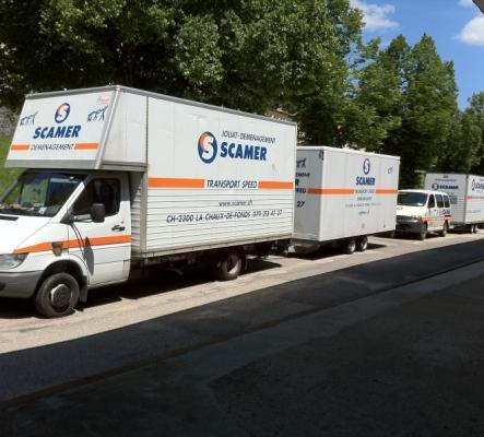 Déménagement-manutention-transport