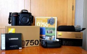 Nikon D 750 Neuf