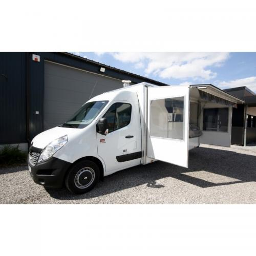 A donner Camion Magasin Pizza Renault Master Food truck