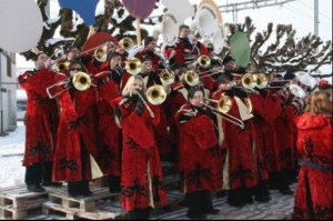 Costumes de Guggenmusik à vendre