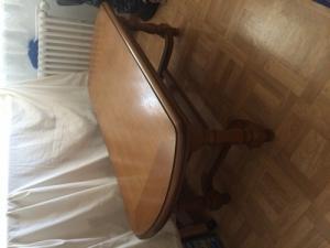 Table de salon en bois à vendre