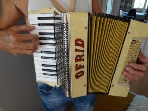 Petit accordéon piano OFRID