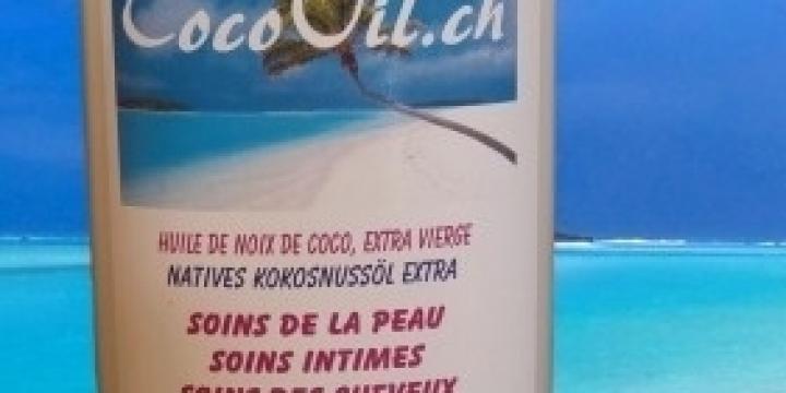 Huile noix de coco- Cancer-Sècheresse