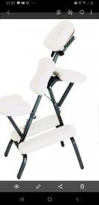 Chaise de massage neuve tres pratique et confortable