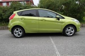 Ford Fiesta 1.4 année 2012