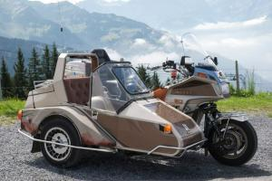 side-Car sauterelle 1200 good