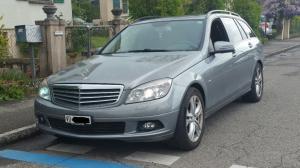 Mercedes Benz c 220 cdi w204 Avantgarde